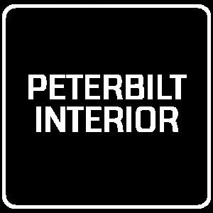 PETERBILT INTERIOR